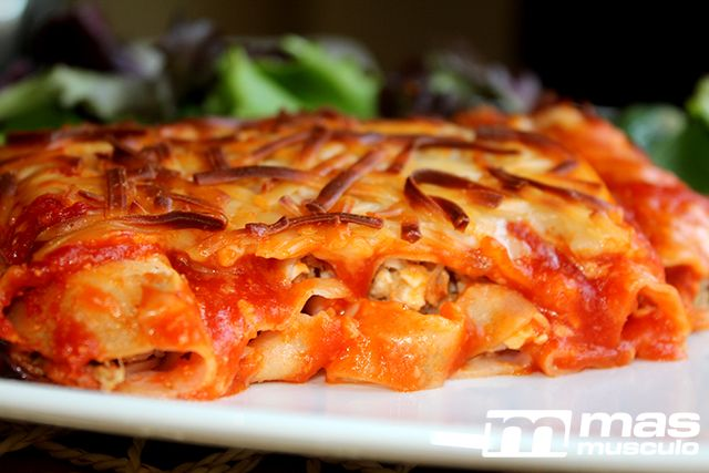 "Canelones ""fit"""