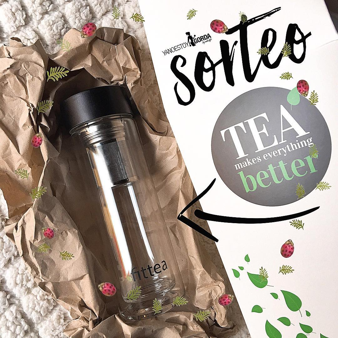Gana el To-Go Thermo Bottle de Fittea