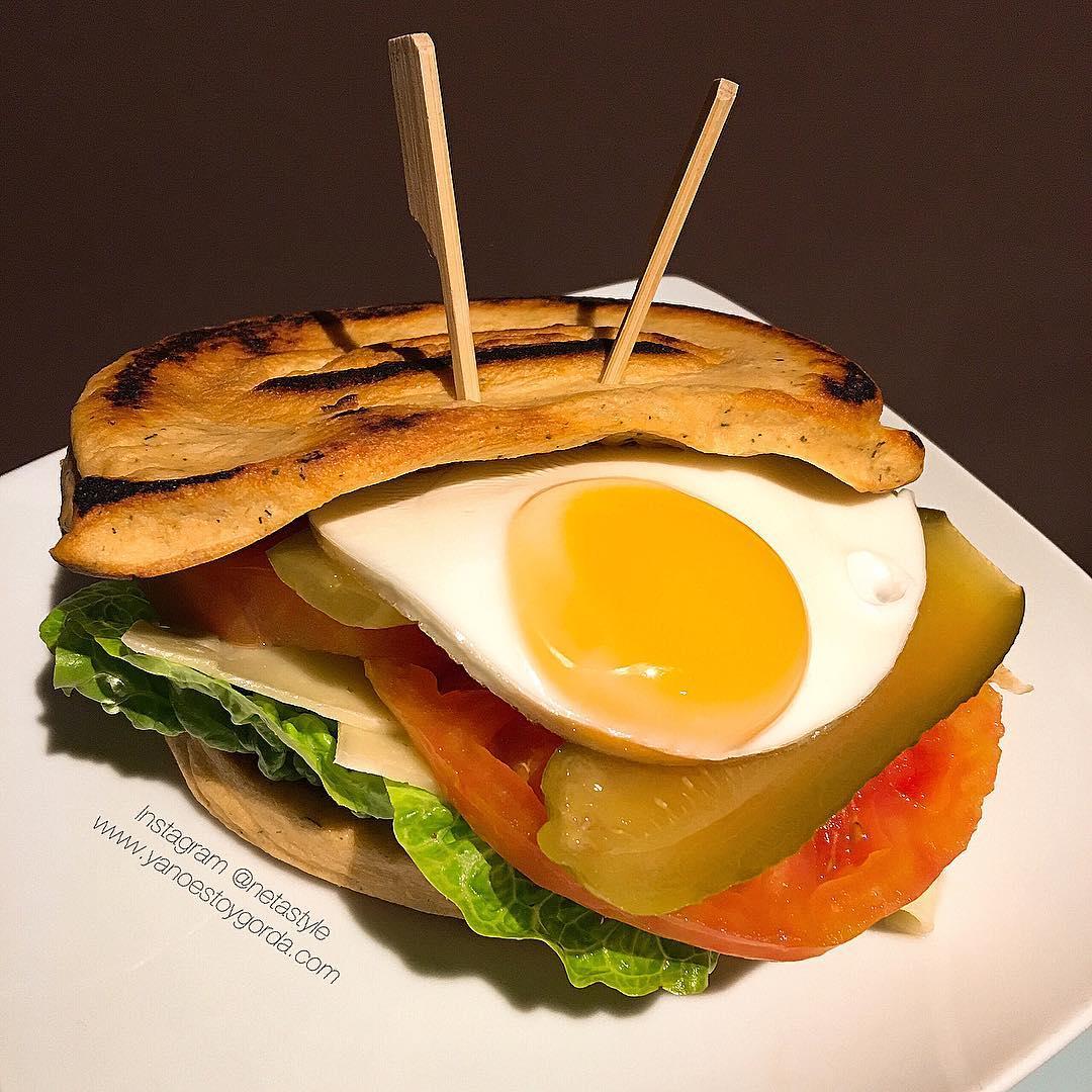 Pan de salmón