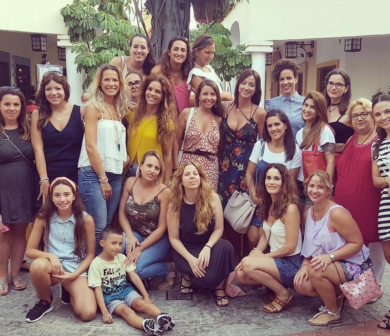 Kedada Agosto 2017 en Málaga - #netastylemeet&greet