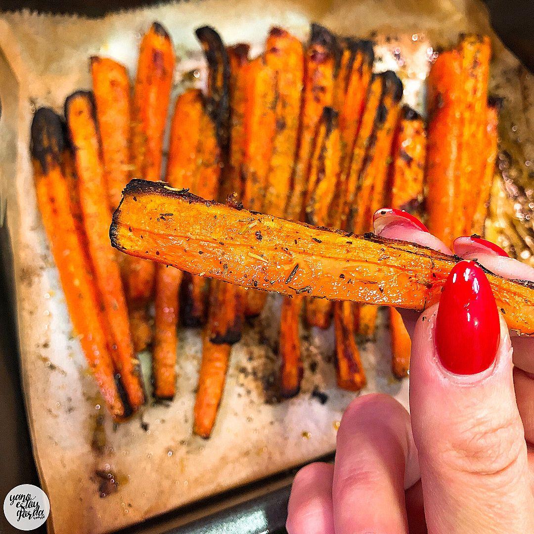 Zanahorias Asadas Al Horno Cocinandomelavida Por Vanesa Venturas Descarga esta foto premium de zanahorias al horno con hierbas pravansky, y descubre más de 5 millones de fotos de stock en freepik. zanahorias asadas al horno