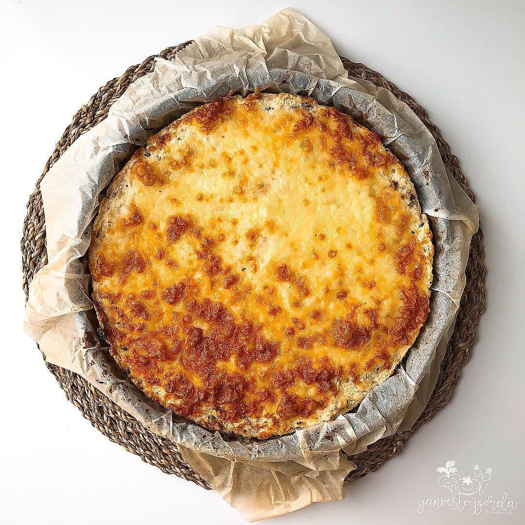 Colipan de ajo y queso