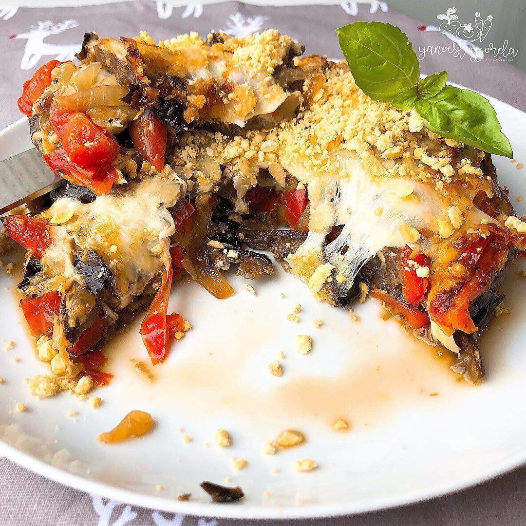 Moussaka vegetal express