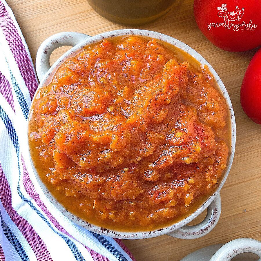 Salsa de tomate saludable   Mambo