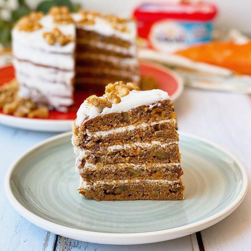 CARROT CAKE INTEGRAL