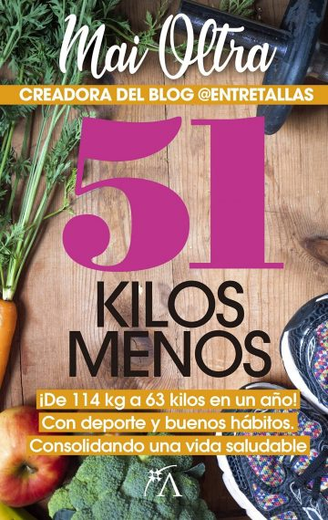 51 kilos menos